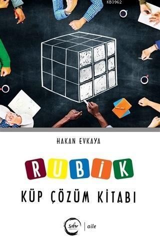 Rubik Küp Çözüm Kitabı