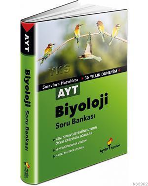 Aydın Yayınları AYT Biyoloji Soru Bankası Aydın