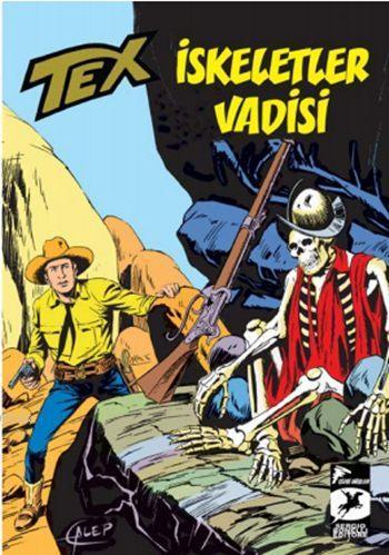 Tex Klasik Seri 11; İskeletler Vadisi / El Muerto