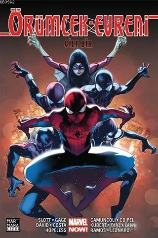 Yeni Amazing Spider Man Cilt 2: Örümcek Evreni 1