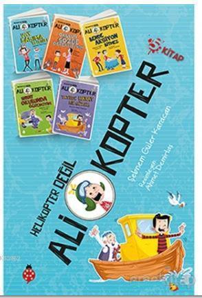 Ali Kopter Seti (5 Kitap Takım)