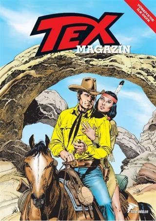 Lilyth'nin Sırrı - Tex Magazin 4