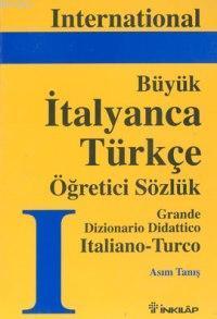 International Büyük Boy| İtalyanca-Türkçe Sözlük