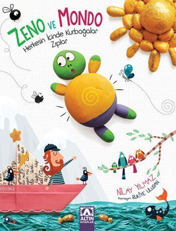 Zeno ve Mondo: Herkesin İçinde Kurbağalar Zıplar; Zeno ve Mondo Dizisi