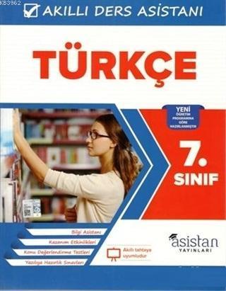7. Sınıf Türkçe Akıllı Ders Asistanı
