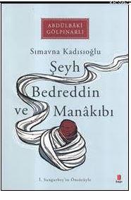 Şeyh Bedreddin ve Manakıbı; Sımavna Kadısıoğlu
