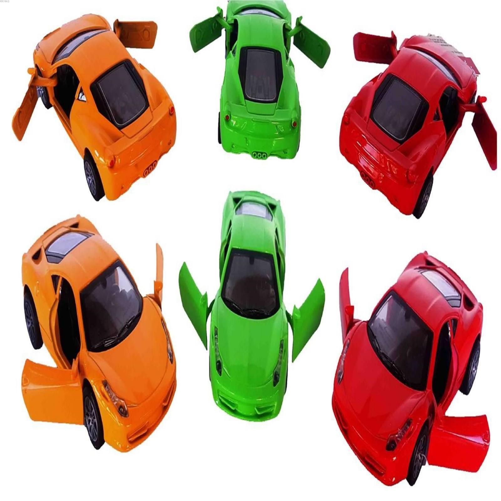 Tigoes Toys Çek Bırak Metal Araç  F1103
