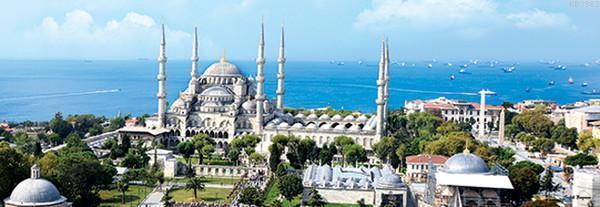 Anatolian Puzzle Sultan Ahmet Cami 1000 Parça 3194