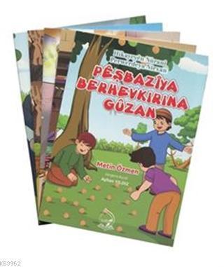 Nurani Eğitim Hikayeleri Kürtçe (5 Kitap Takım)