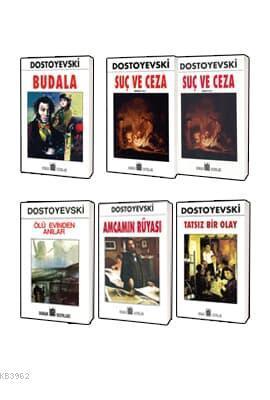 Dostoyevski Klasikleri 5 Kitap Set 1