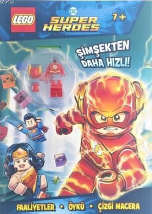 Lego Super Heroes-Şimşekten Daha Hızlı