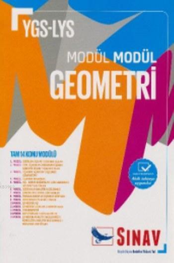 YGS LYS Modül Modül Geometri Konu Anlatımlı