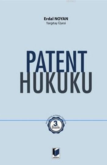 Patent Hukuku (Ciltli)