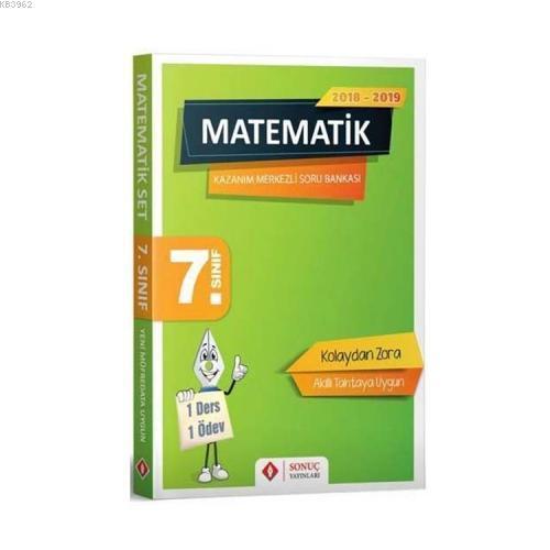 7.Sınıf Matematik Set