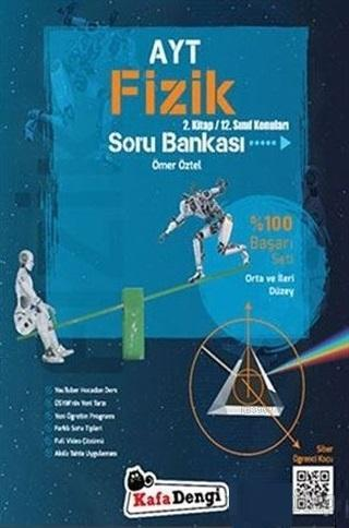 AYT Fizik Soru Bankası 2. Kitap Orta ve İleri Düzey