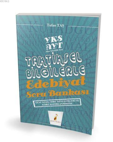 YKS AYT Taktiksel Bilgilerle Edebiyat Soru Bankası