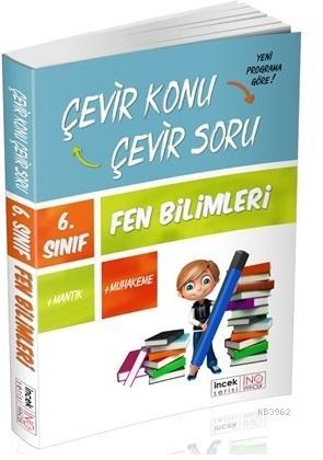 6. Sınıf Fen Bilimleri Çevir Konu Çevir Soru