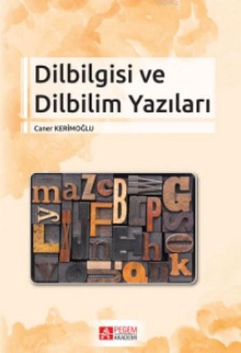 Dilbilgisi ve Dilbilim Yazıları