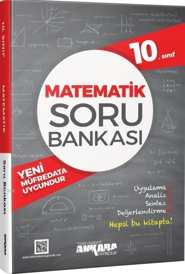 Ankara Yayınları 10. Sınıf Matematik Soru Bankası Ankara