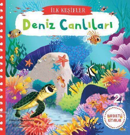Deniz Canlıları; Hareketli Kitaplar