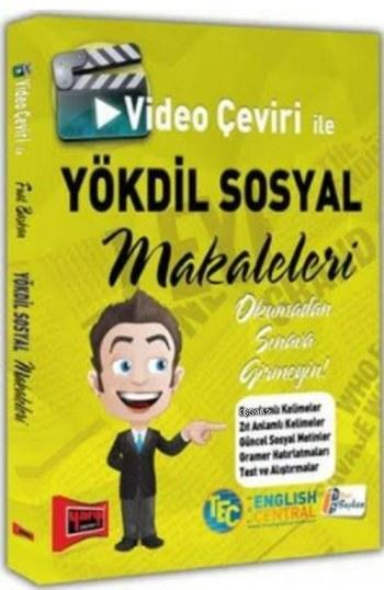 YÖKDİL Sosyal Makaleleri; Video Çeviri ile