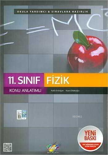FDD Yayınları 11. Sınıf Fizik Konu Anlatımlı FDD