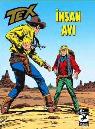 Tex Klasik 8; İnsan Avı - Asi Mingo
