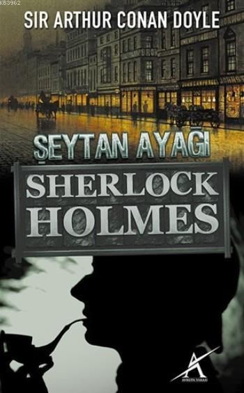 Sherlock Holmes - Şeytan Ayağı (Cep Boy)
