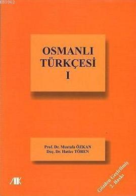 Osmanlı Türkçesi-I
