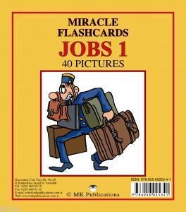 Miracle Flashcards - Jobs 1