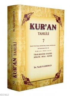 Kur'an Tahlili 7. Cilt