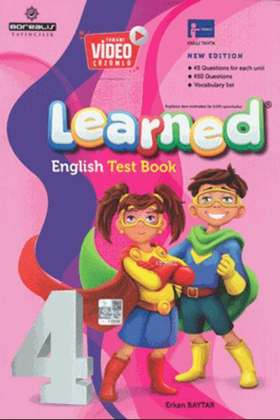 Learned English Test Book 4