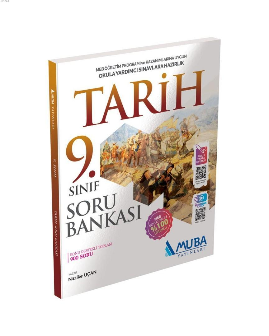 Muba Yayınları 9. Sınıf Tarih Soru Bankası Muba