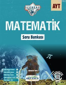 Okyanus Yayınları AYT Matematik Iceberg Soru Bankası Okyanus Y