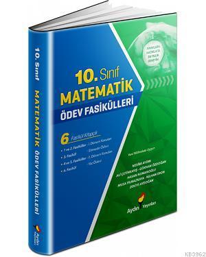 Aydın Matematik Ödev Fasikülleri 10.Sınıf