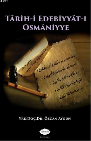 Tarih-i Edebiyat-ı Osmaniye