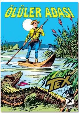 Tex Klasik 32; Ölüler Adası - Demir Maske