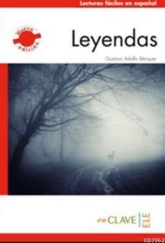 Leyendas (LFEE Nivel-1) A1-A2 İspanyolca Okuma Kitabı