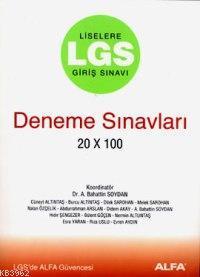 Lgs Deneme Sınavları 20*100