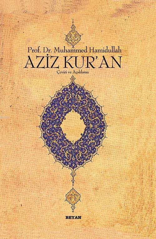 Aziz Kur'an (Ciltli); (Büyük Boy)
