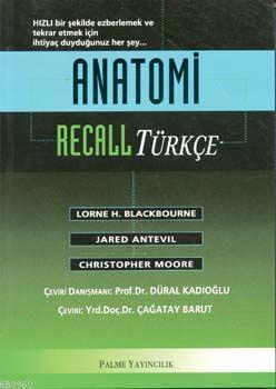 Anatomi Recall Türkçe
