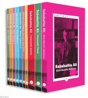 Sabahattin Ali Kitaplığı Seti (10 Kitap)