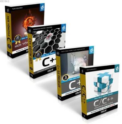 C/C++ Programlama Seti; Kodlab Özel Set