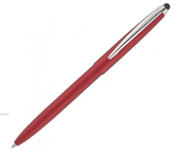Scrikss T108 Stylus Tükenmez Kalem Kırmızı