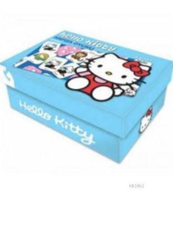 Hello Kitty Hafıza Oyunu (48 Adet )
