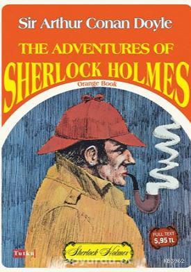 The Adventures Of Sherlock Holmes (Range Book)