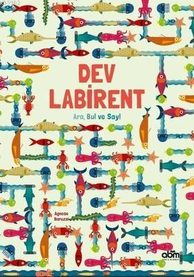 Dev Labirent - Ara, Bul ve Say!