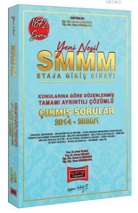 Yargı 2020 SMMM Staja Giriş Sınavı Konularına Göre Düzenlenmiş Tamamı Çözümlü Çıkmış Sorular