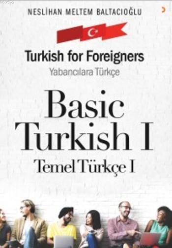 Basic Turkish 1; Temel Türkçe 1