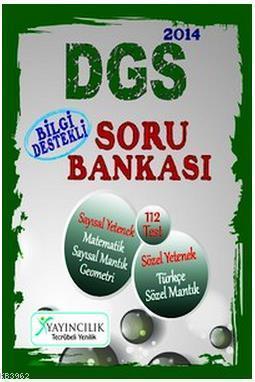 DGS Bilgi Destekli Soru Bankası